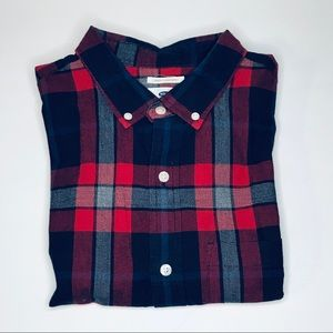 Old Navy | Slim Fit Plaid Button Down